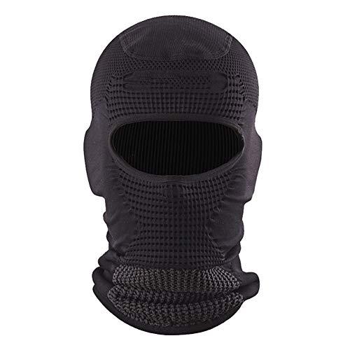 Koud masker Winter Outdoor Sport Winddicht Warm Hood Mannen Riding Hardlopen Volledige Gezicht Bescherming Neus Fietsen Masker