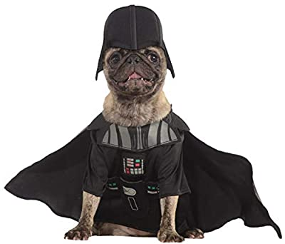 Rubies Costume Star Wars Collection Pet Costume, X-Large, Darth Vader from Rubies Decor