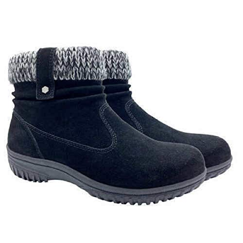 Khombus Ladies' Laura All Weather Bootie (Black, Numeric_7)