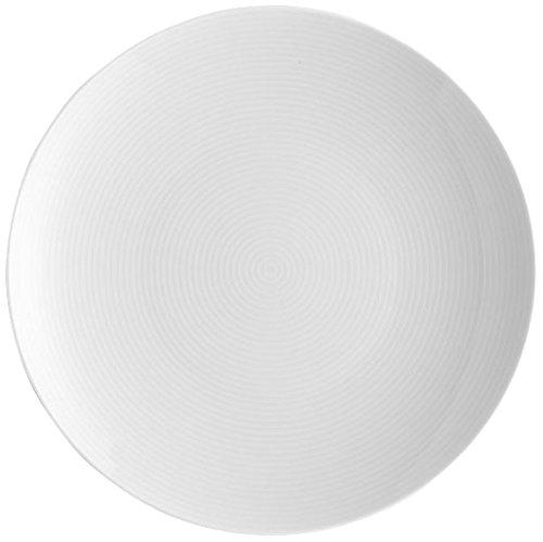 Thomas Loft - 6 x Brotteller 18 cm, Weiß