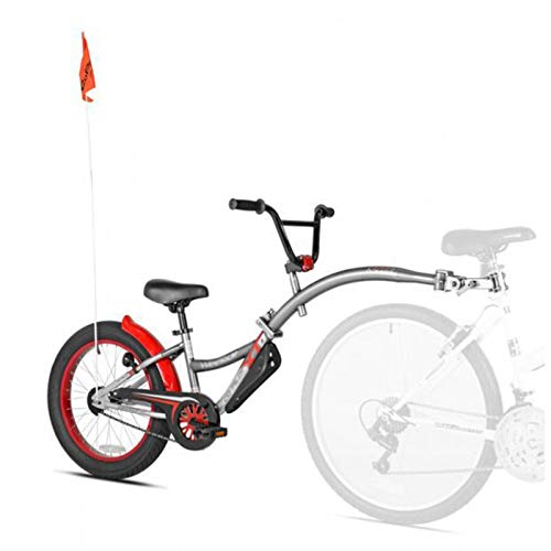 Remolque Bicicleta Niños  marca KUHO