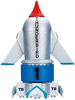 Aoshima Models Mini Thunderbird 1 Model Building Kit