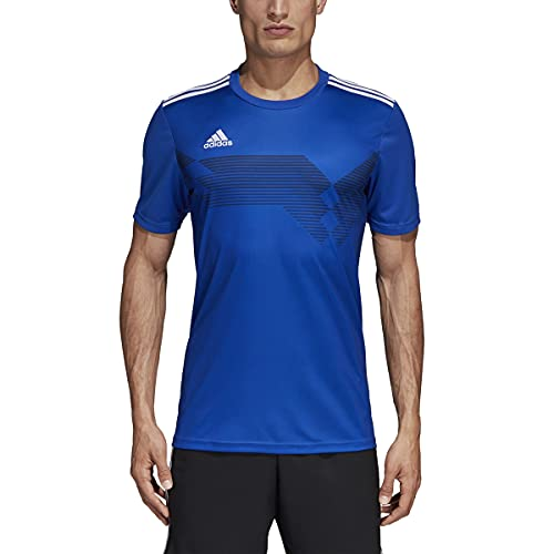 adidas Campeon 19 Jersey - Men's Soccer S Bold Blue/White