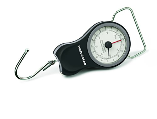 Swiss Gear Luggage Scale, Grey, One Size