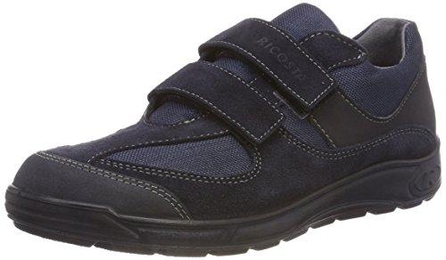 RICOSTA Jungen NINO Sneaker, Blau (See/Ozean 185), 34 EU