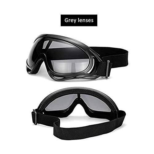 SMX Ski Snowboard Goggles met bescherming, Skiën Snowboarden Goggles van Dual Lens met Anti Fog voor Mannen, Vrouwen, Helm Compatibel