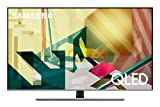 Samsung TV QE75Q70TATXZT Serie Q70T QLED Smart TV 75', con Alexa integrata, Ultra HD 4K, Wi-Fi, Black, 2020