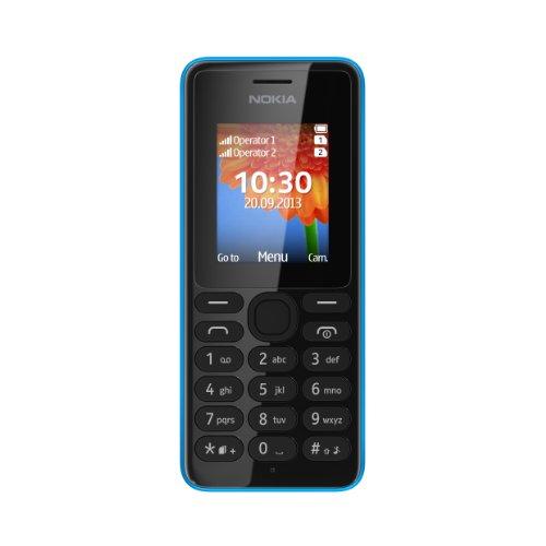 Nokia 108Dual SIM Mobiltelefon Compact