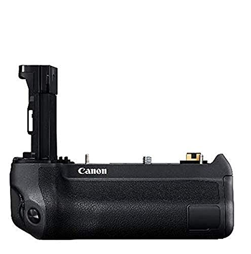 Canon BG-E22 Akkugriff für EOS R (Kamera Batteriegriff, längere Aufnahmedauer, für LP-E6N Akkus, optimiertes Kamera-Handling im Hochformat)