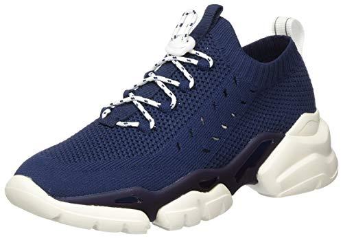 Marc O'Polo Damen 00215503503600 Sneaker, Blau (Navy 890), 42 EU