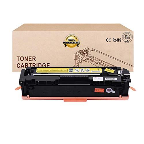 Compatibel Toner cartridges Vervanging voor HP 410A 410X CF410A CF411A CF412A CF413A Toner Cartridge voor HP COLOR LASERJET PRO M452DN M452NW M452DW M477FDN M477FDW M477FNW Toner Geel