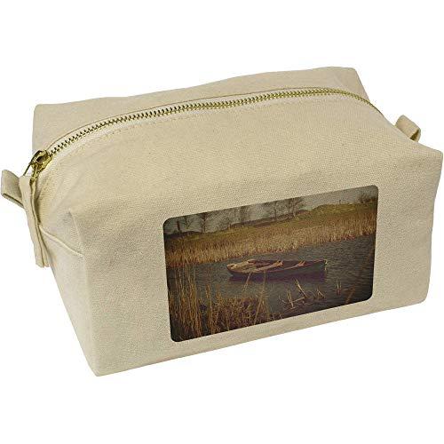 Stamp Press 'Ruderboot' Wasch/Make-up Tasche (CS00004921)