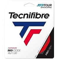 テクニファイバー(Tecnifibre) 硬式テニス ガット レッドコード 12m レッド 1.25mm TFG416