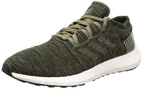 Adidas Hombre Zapatillas Deportivo f5 Pureboost go Verde (36 EU, Verde)