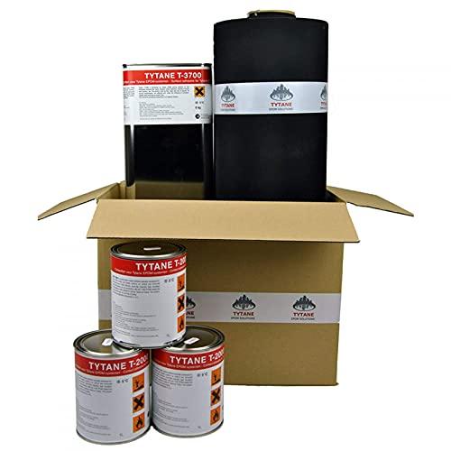 EPDM Dachfolie   Material EPDM   Länge 6,00 m   Breite 5,50 m   Stärke 1,3 mm
