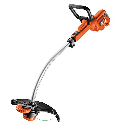 Black + Decker GL7033GB Electric Strimmer Grass Trimmer, 700 W, 33