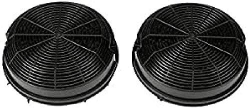F00479/1S Zubehör für Kaminofen - Zubehör mit Filter, Propeller, Gehäuse, Schwarz, Carbon)