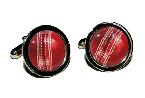 Manschettenknöpfe Cricket-Ball