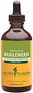 Herb Pharm Bugleweed Extract for Endocrine System Support - 4 Ounce by Herb Pharm