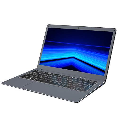 Jumper EZbook X3 13,3-Zoll-FHD-IPS Windows10 ultradünner Laptop 8 GB RAM 128 GB eMMC Apollo Lake N3450 unterstützt 128 GB TF-Kartenerweiterung und SSD-Erweiterung (Gray)