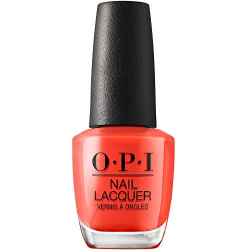 OPI Nail Lacquer - Mexico Limited Edition - Nagellack mit bis zu 7 Tagen Halt - Ergiebig, langlebig & splitterfest – 15ml