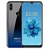 Teléfono Moviles (2020), OUKITEL C15 Pro Smartphone Libres, Pantalla Completa de 6.088', 3GB RAM + 32GB ROM, Android 9.0, Cámara Trasera de 8MP+2MP Cámara Frontal de 5MP, 4G Dual SIM (Twilight)