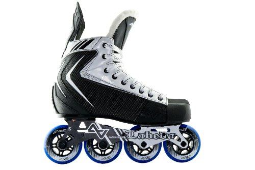 Alkali Hockey RPD Lite Youth Skates, Schwarz, 10