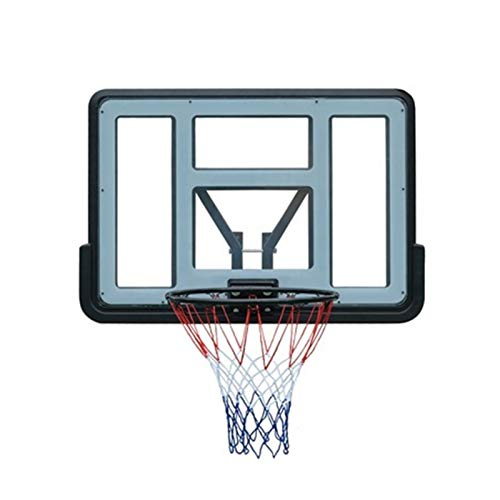 Aro Baloncesto Muro Montado Baloncesto rack adulto que cuelga de Entrenamiento en Casa Estándar cesta de baloncesto al aire libre en bastidor colgar de la pared del estante canasta de baloncesto
