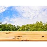 Fondo de fotografía de tablones de Madera con Textura de Tablero de Madera Retro de Vinilo Fondos fotográficos para Estudio fotográfico A7 1,5x1 m