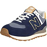 New Balance NB 574 Zapatillas, azul marino, 43 EU