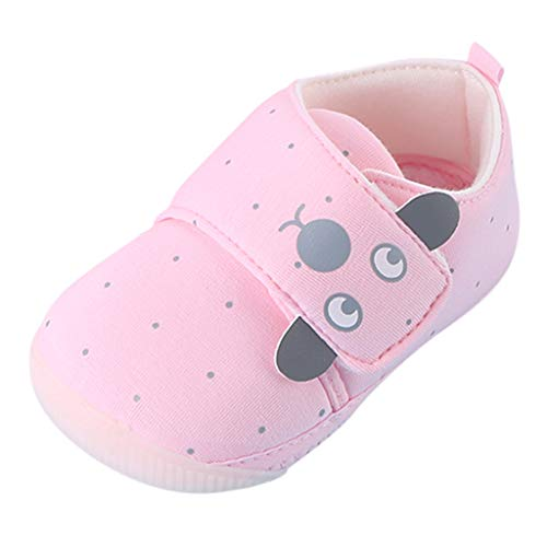 Lowest Prices! Toddler Baby Boys Girls Anti Slip Cute Dog Crib Shoes Slipper Socks with Grip Soft So...
