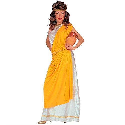 NET TOYS Antikes Damen Kostüm Römerin Griechin Antike Damenkostüm Faschingskostüm Karnevalskostüm Gr L 42/44