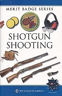 BSA Shotgun Shooting Merit Badge Book