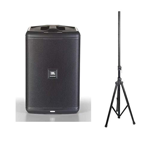 JBL EON ONE Compact All-in-One Rechargeable Personal PA - Speaker Stand
