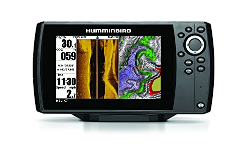 Humminbird 409850-1 Helix 7 SI GPS Fish Finder