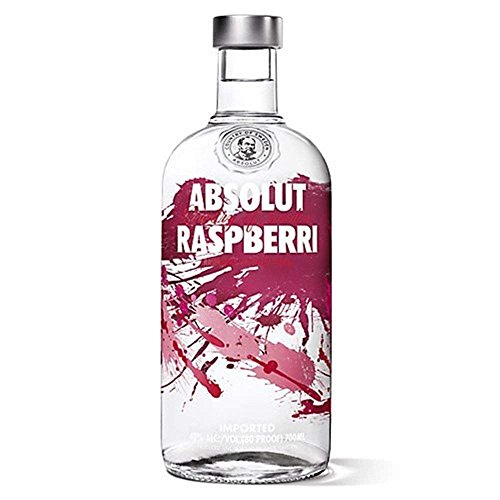 Absolut Raspberri Vodka/Himbeere - 700ml