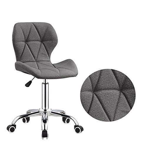 Barstools-BYTGK barkruk hoge rug stoel met wielen Relax kruk in hoogte verstelbare draaistoelen voor thuis teller kurkliniek Salon J1106