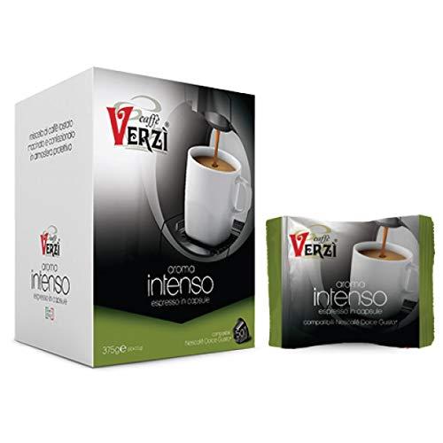CAPSULE CAFFE VERZI COMPATIBILI DOLCE GUSTO SCATOLE DA 50 N° 2 MISCELE SELEZIONABILI (INTENSO, 50)