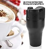Cafetière électrique, machine à capsules de café USB portable, mini-outil de...