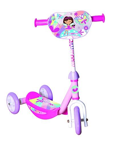 Muuwmi Mädchen Kiddyscooter Zauberfee Scooter, pink, One Size