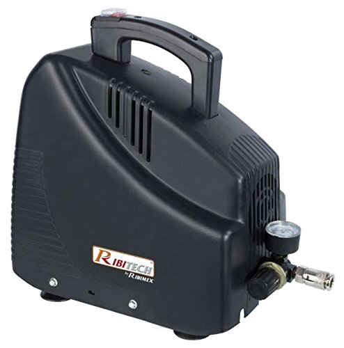 RIBITECH 06606 compressor zonder tank 1,5 CV
