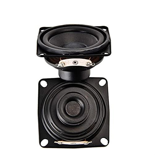 Wnuanjun 2 Unids 53mm Audio Rango Completo Controlador de Altavoz 8 Ohm 10W DIY Stereo Stereo MÚSICA INALÁMBRICA Bluetooth BLUETOOTE Persona Comercio COMERDO
