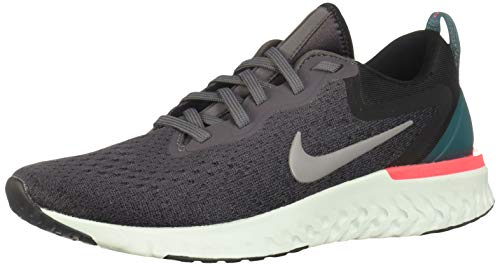 Nike Wmns Odyssey React, Zapatillas Mujer, Multicolor (Thunder Grey/Gunsmoke/Black/Geode Teal 001), 41 EU