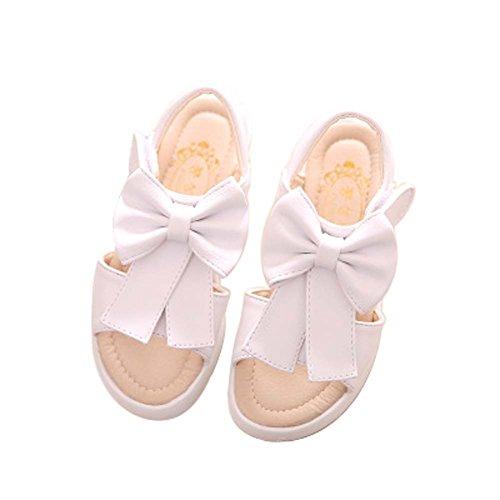 Coréen Chaussures Princesse bébé Chaussures creux Sandales d'été Sandales Nouvel