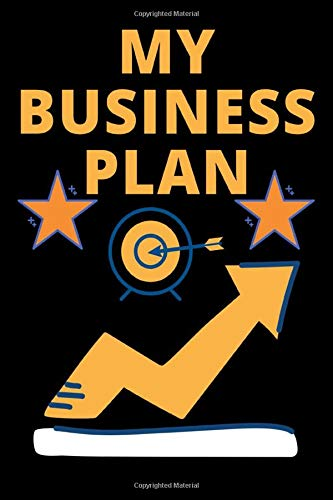 My Business Plan, Project Planner, Gantt Chart, Work Planner, Project Schedule, Project Timeline: Project Management Journal, Project Planner Notebook, Journal, Project Plan, Size 6 x 9', 110 Pages