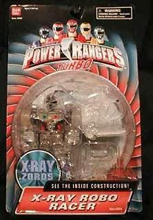 Power Rangers Turbo X-Ray Robo Racer Megazord Zord 5 1/2
