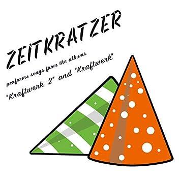 """Performs Songs from the Albums """"Kraftwerk 2"""" and """"Kraftwerk"""""""