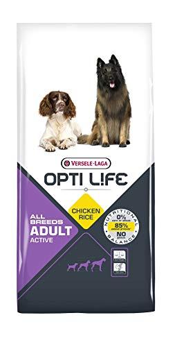 Versele-laga Opti Life Adult All Breeds - 12,5 kg