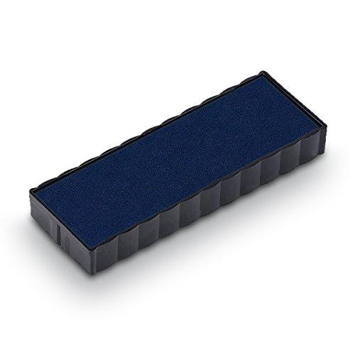 Trodat Ersatzkissen 6/4817 für Printy 4917, 4813, 4817, 4812 und 48313 – Stempelfarbe Blau, 2er-Pack