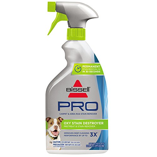 Bissell Destroyer Pet Plus, 1773, 22 oz Oxy Stain...